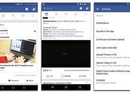 Facebook estuda liberar vídeos para consumo offline.