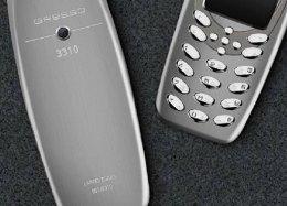 Versão luxuosa do Nokia 3310 custa quase R$ 10 mil.