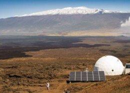 Equipe da Nasa viverá isolada por um ano para simular vida em Marte.