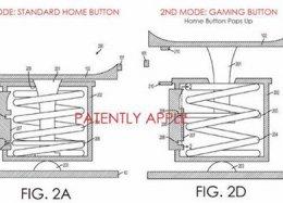 Apple pode lançar botão Home com joystick.