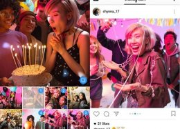 Instagram libera publicação de 10 fotos ou vídeos por post; veja passo a passo.