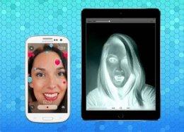 Vídeos do Skype ganham filtros como os do Snapchat.