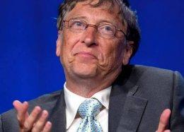 Quatro dos oito homens mais ricos do mundo fizeram carreira na tecnologia.