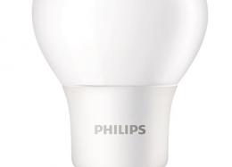 Philips lança lâmpadas LED de apenas 5 dólares que duram 10 anos.
