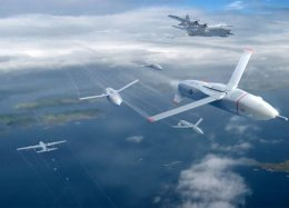 Invasão dos gremlims: DARPA pretende criar 'enxame' de drones militares.
