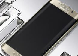 Samsung lança versão do Galaxy S6 Edge com 32 GB no Brasil.