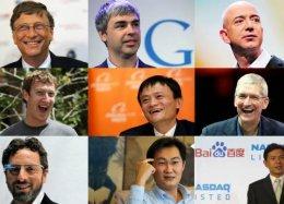 Veja quem são as pessoas mais influentes da tecnologia.
