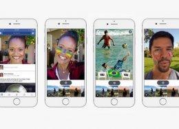 Facebook mostra novo recurso, semelhante ao Snapchat