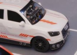 Audi cria conceito de carro que consegue aprender a estacionar sozinho.