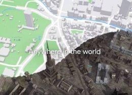 Google lança ferramenta para levar mapas de cidades para o universo dos jogos