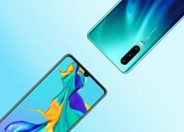 Mais fotos do Huawei P30 vazam e mostram um belíssimo smartphone.