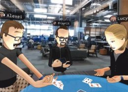 Zuckerberg demonstra espécie de Facebook em realidade virtual