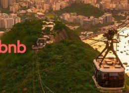 """Airbnb vende """"experiências locais"""" aos turistas do Rio de Janeiro."""