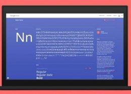 Google lança fonte com todos os caracteres existentes na internet
