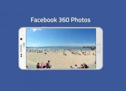 Facebook passa a suportar fotos em 360 graus