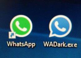 Como ter o modo escuro no WhatsApp para PC.