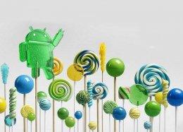 Lollipop se torna versão mais popular do Android depois de 16 meses