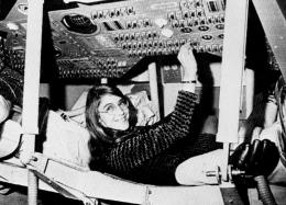 Margaret Hamilton: a mulher que fez com que o homem pisasse na Lua.