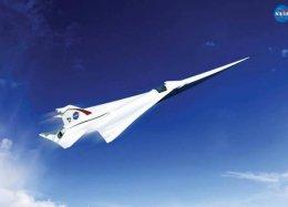 NASA projeta novo avião comercial supersônico