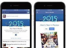 Retrospectiva do Facebook não mostra momentos tristes do usuário