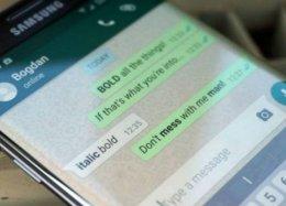 WhatsApp pode começar a avisar seus contatos quando você trocar de número.