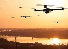 Campinas deve ser a primeira cidade brasileira com entrega por drones.