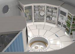 NASA encomenda projetos de casas extraterrestres.