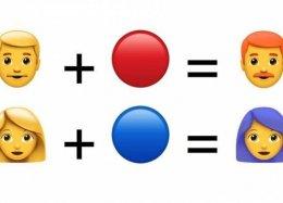 Emojis podem ganhar opções de pessoas com cabelos coloridos.