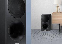 Samsung anuncia novo soundbar de alta potência e conexão sem fios.