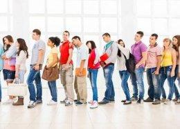 Sistema da Baidu pode ajudar a diminuir as filas para entrar em shows.