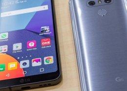 LG G6 deve chegar aos EUA em abril e disputar mercado com o Galaxy S8.