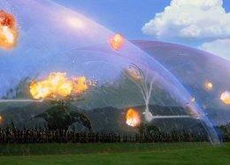 Boeing registra patente de desenvolvimento de campo de força.