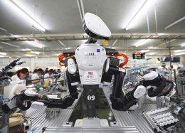 Samsung investirá em robôs para reduzir dependência de mão de obra chinesa.