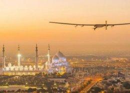 Solar Impulse 2 inicia volta ao mundo histórica.