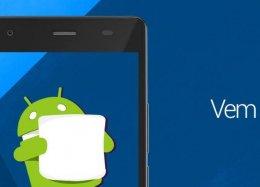 Quantum GO vai receber Android Marshmallow em maio.
