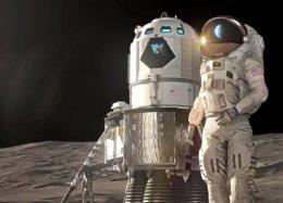 Missão Ártemis da NASA tem como objetivo colocar a primeira mulher na Lua.