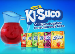 Ki-Suco anuncia sua volta ao mercado relembrando a infância