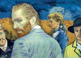 """Confira o trailer de """"Loving Vincent"""", primeiro filme feito com pinturas a óleo:"""