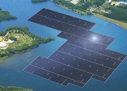 Japão construirá a maior planta flutuante de energia solar do mundo