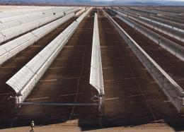 Marrocos terá usina de energia solar maior do que a capital do país.