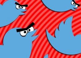 É claro que já há uma extensão para 'desarredondar' o Twitter