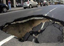 Google registra patente de tecnologia para mapear buracos nas ruas.