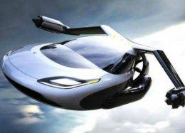EUA liberam teste com carro voador