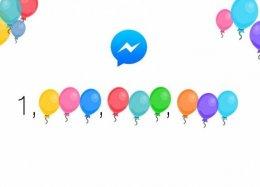 Facebook Messenger atinge 1 bilhão de usuários