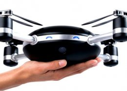 Conheça a câmera voadora que filma, fotografa e segue o dono.