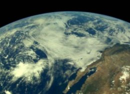Google Earth agora tem recurso de nuvens animadas.