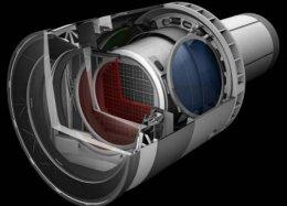 Maior câmera do mundo pesará 3 toneladas e fará fotos de 32 gigapixels.
