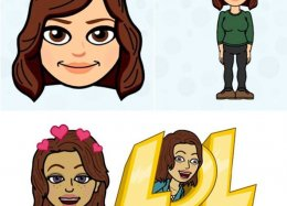 Novo aplicativo permite criar emoticons com o próprio rosto.