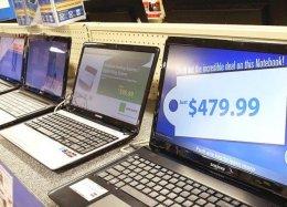 Mercado de PCs marca quinto ano consecutivo de declínio em vendas.