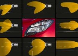 GM lança faróis que acompanham os olhos dos motoristas.